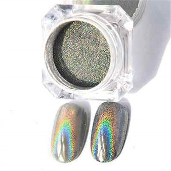 Wavegel Hologram Chrome Powder 1G