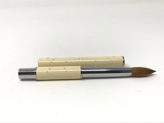 Kolinsky Gold Acrylic Brush No.16
