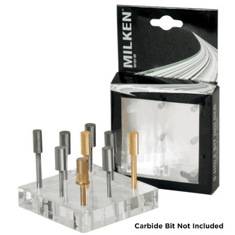 Milken 9-Hole Bit Holder
