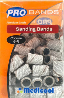 Medicool Sanding Band Coarse Grit ( White color)