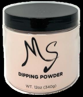 MS Dipping Powder 12oz Warm Pink