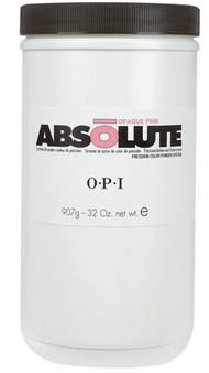 OPI Absolute Powder Opaque Pink 32oz