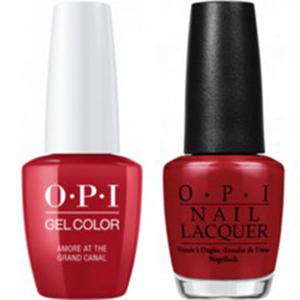 OPI Matching Set Amore at the Grand Canal V29