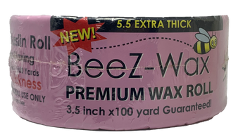 BeeZ-Wax Muslin Roll For Waxing 100 Yards