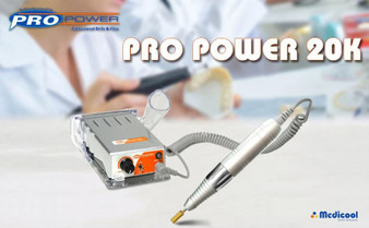 Medicool Pro Power 20k Professional Nail Drill