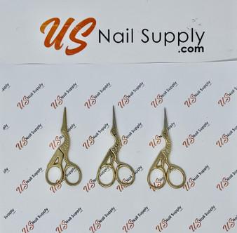 MS Stork Scissors ( Set of 3)