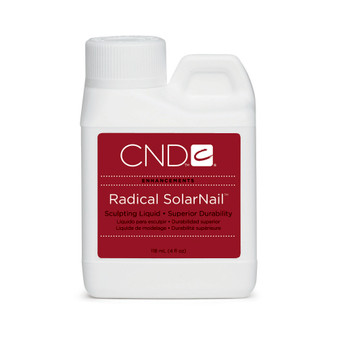 CND - RADICAL SOLARNAIL® SCULPTING LIQUID 4 Fl. Oz. / 118 mL