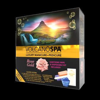 Lapalm Volcano Spa 10in1 CBD Spa Rose Gold