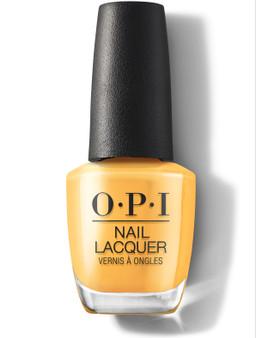 Opi Nail Lacquer Marigolden Hour NLN82
