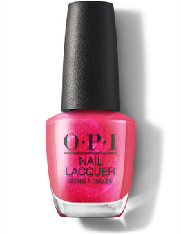 Opi Nail Lacquer Starwberry Waves Forever NLN84
