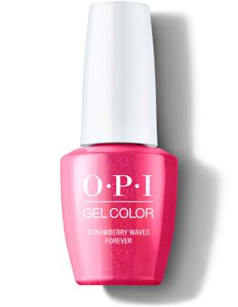 Opi Gel Color Starwberry Waves Forever GCN84