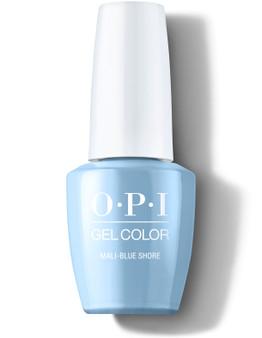 Opi Gel Color Mali-Blue Shore GCN87