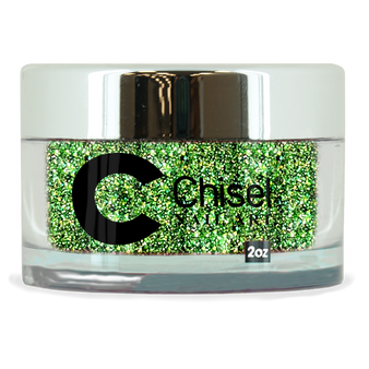Chisel Acrylic & Dipping 2oz - Glitter GL33 - Glitter Collection