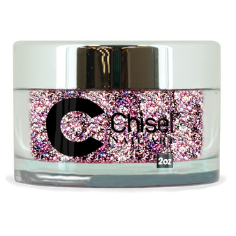 Chisel Acrylic & Dipping 2oz - Glitter GL35 - Glitter Collection