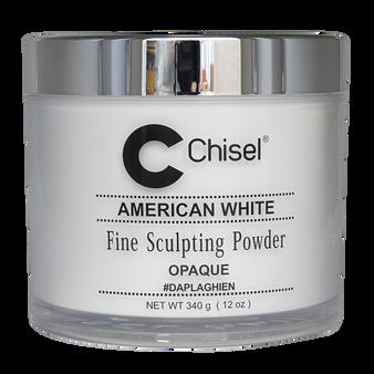 Chisel Fine Sculpting Powder 12 oz - American White
