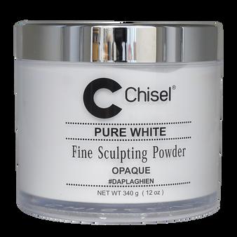Chisel Fine Sculpting Powder 12 oz - Pure White