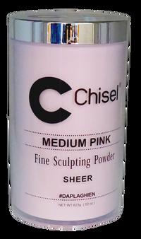 Chisel Fine Sculpting Powder 22 oz - Medium Pink