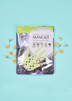 Avry All-In-One Disposable MANI Kit with Chamomile Gloves
