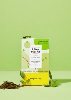 Avry Pedi 4 Step - Green Tea