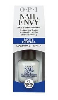 OPI Nail Envy Matte Formula 0.5oz