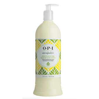 OPI Avojuice Sweet Lemon Sage 32oz