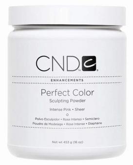 CND Perfect Color Sculpting Powder Intense Pink Sheer 16oz