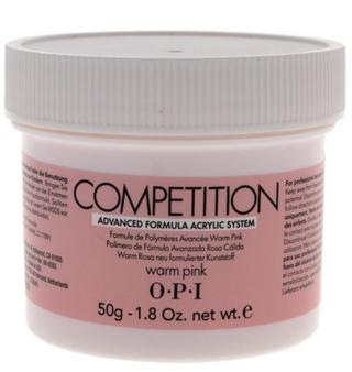 OPI Competition Powder Warm Pink 1.8oz