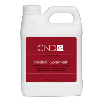 CND - RADICAL SOLARNAIL® SCULPTING LIQUID 32 Fl. Oz. / 946 mL