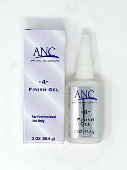 ANC Liquid Refill #4 Finish Gel 2oz