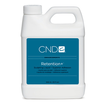 CND - RETENTION+® SCULPTING LIQUID 32 Fl. Oz. / 946 mL
