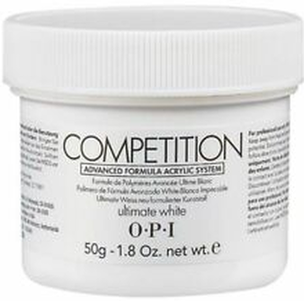 OPI Competition Powder Ultimate White 1.8oz