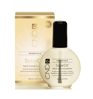 CND SolarOil Nail & Cuticle Conditioner 2.3oz