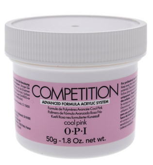 OPI Competition Powder Cool Pink 1.8oz