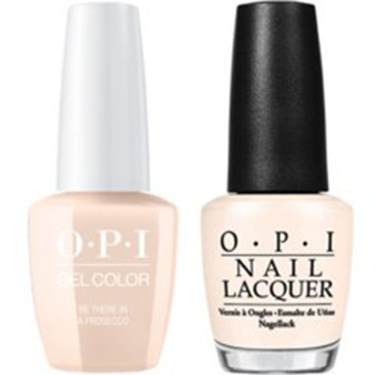 OPI Matching Set Be There in a Prosecco V31