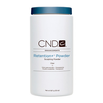 CND - RETENTION+® SCULPTING POWDERS - CLEAR 32 Oz. / 907 g