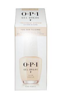 OPI Gel Break #2 Too Tan-Tilizing 0.5oz