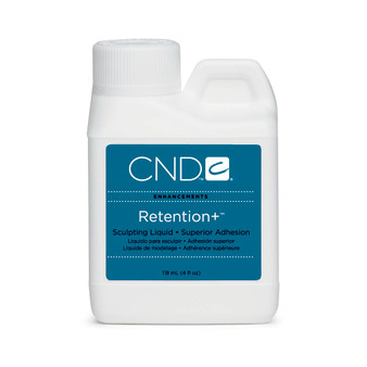 CND - RETENTION+® SCULPTING LIQUID 4 Fl. Oz. / 118 mL