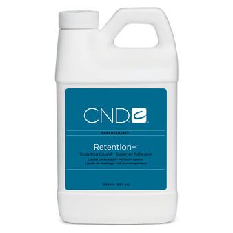 CND - RETENTION+® SCULPTING LIQUID 64 Fl. Oz. / 1894 mL