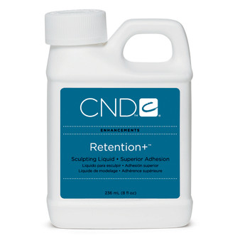 CND - RETENTION+® SCULPTING LIQUID 8 Fl. Oz. / 236 mL