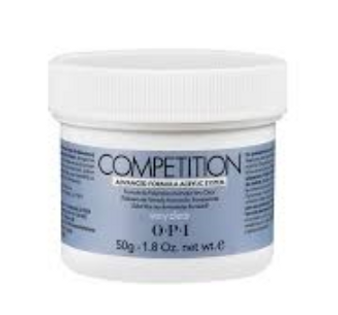 OPI Competition Powder Very Clear 1.8oz