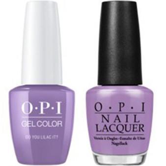 OPI Matching Set Do You Lilac It? B29