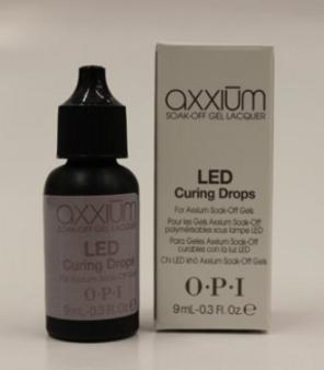 OPI Axxium LED Curing Drops 0.3oz