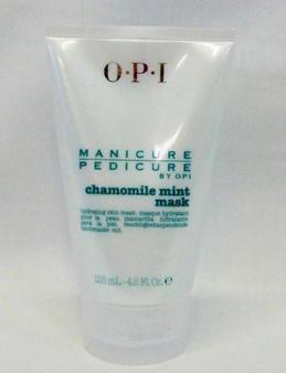 OPI Manicure Pedicure Chamomile Mint Mask 4.2oz