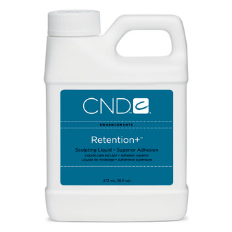 CND - RETENTION+® SCULPTING LIQUID 16 Fl. Oz. / 437 mL