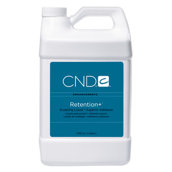 CND - RETENTION+® SCULPTING LIQUID GALLON. / 3785 mL