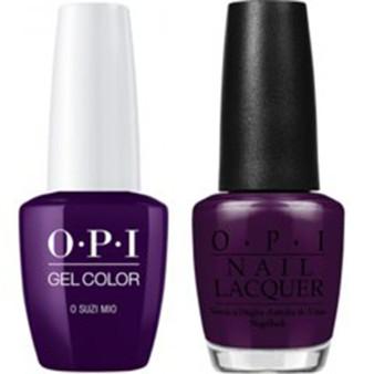 OPI Matching Set O Suzi Mio V35
