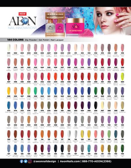 Aeon 3in1 144 colors (please note color)