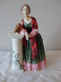 Marple Antiques Royal Doulton Florence Nightingale