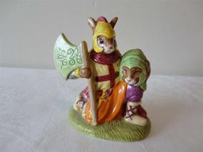 Marple Antiques Royal Doulton Bunnykin Sir Gawain