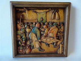 Marple Antiques Arni Woodcarvings